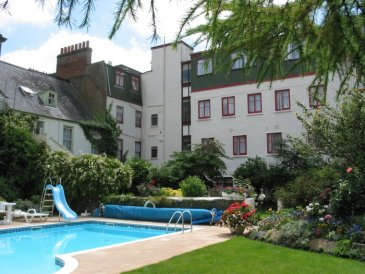 The sarum hotel jersey channel islands for Garden design jersey channel islands